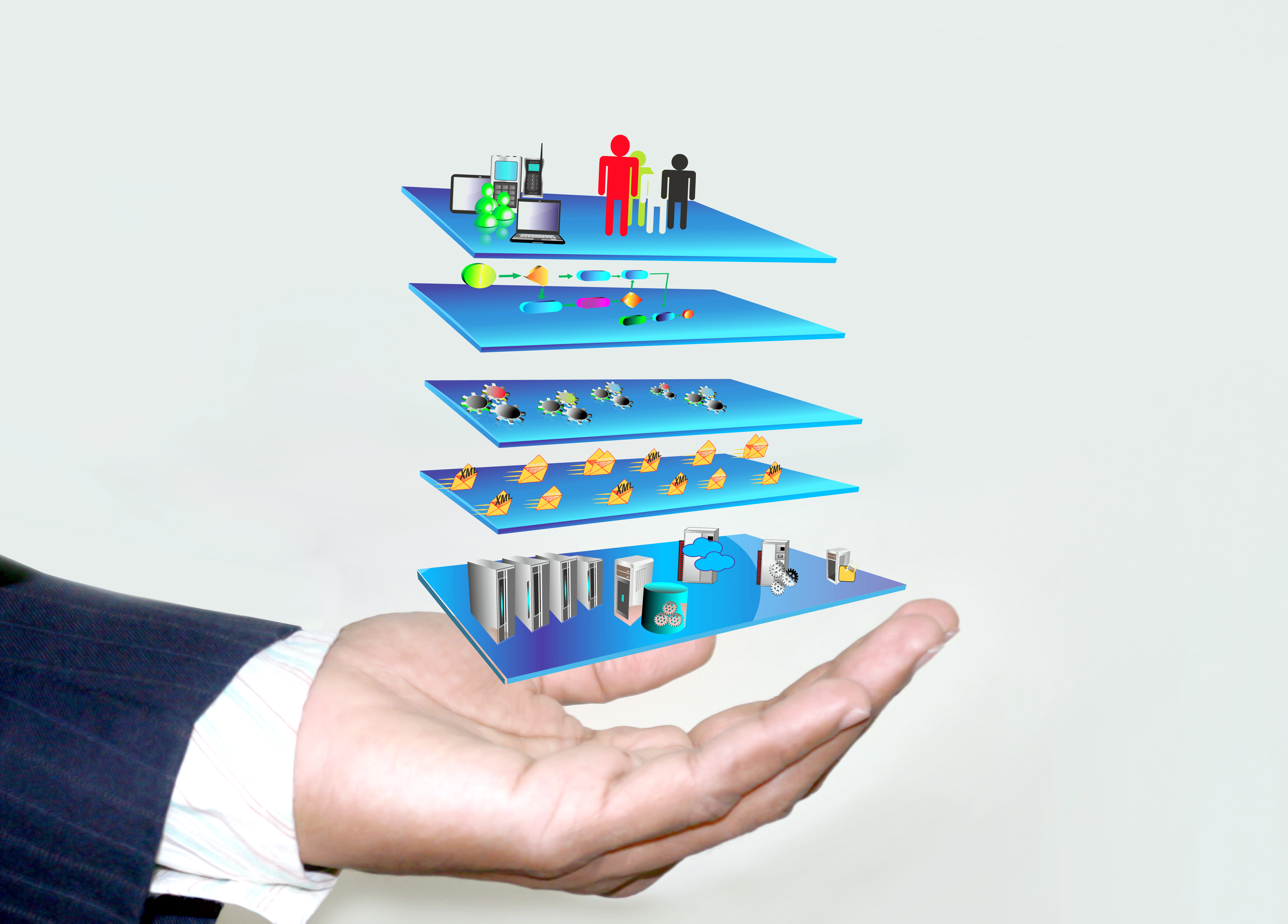Conseil en architecture d 39 entreprise - Cabinet conseil systeme d information ...