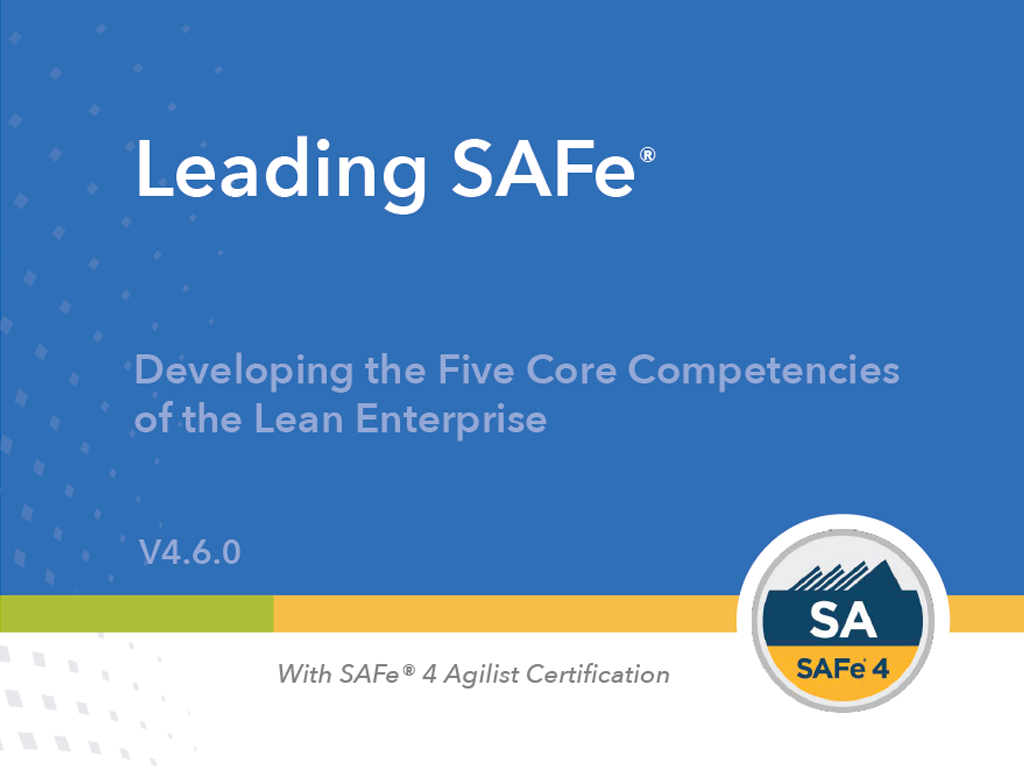 Formation Leading SAFe 4.6