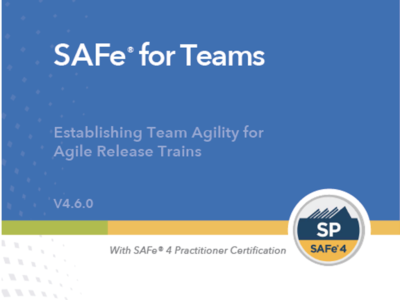 Formation SAFe 4 Teams